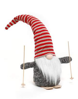 """Meravic 20\"""" Red Stripe Hat Ski Gnome"""