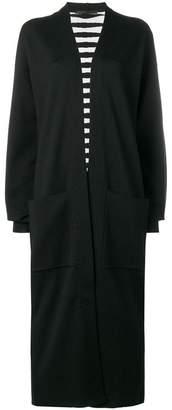 Haider Ackermann knit cardi-coat