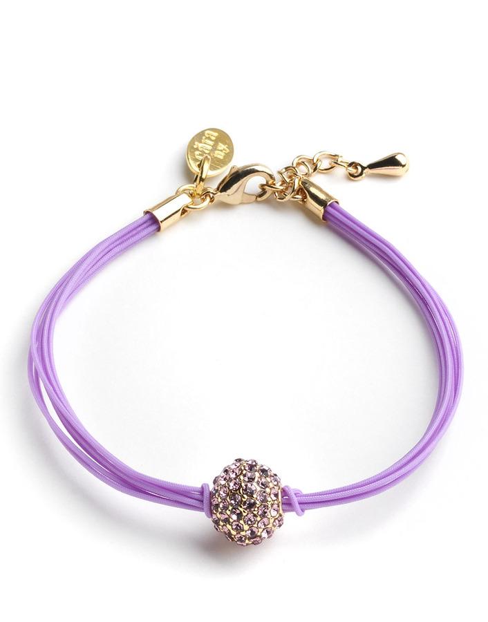 Cara Pave Fireball Bracelet