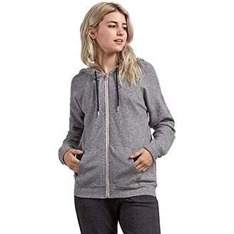 Volcom Junior's Lil Zip up Hoody Fleece Sweatshirt