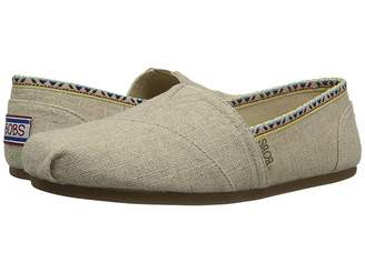 Skechers BOBS from Plush - High Water Women's Slip on Shoes