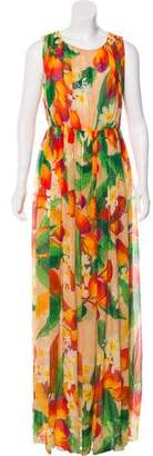 Isolda 2017 Silk Dress