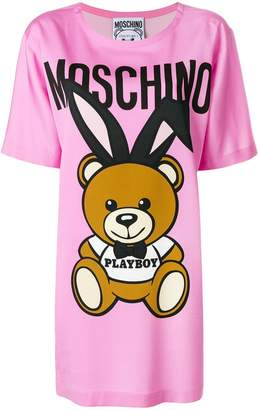 Moschino Playboy toy oversized T-shirt