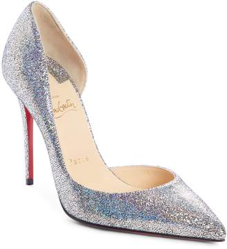 8676759a5cb Christian Louboutin Iriza Open Side Pump