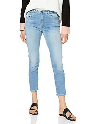 Meltin Pot Women's Mareg Skinny Jeans, Blu (Denim Blue)