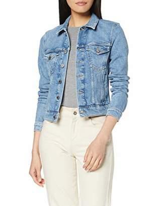 Marc O'Polo Denim Women's 9429295017 Denim Jacket, (Better Blue Wash P), (Size: Small)