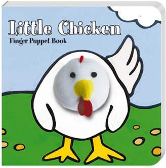 Chronicle Books Chicken Finger-Puppet Book