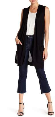 Joseph A Sleeveless Cardigan