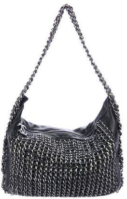 Chanel Chain Mail Hobo