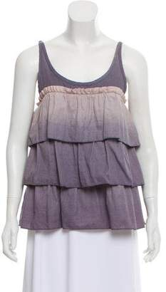 Marc by Marc Jacobs Ombré Sleeveless Top