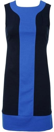 Mod Colorblock Dress