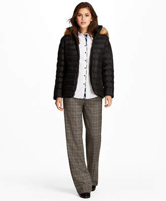 Brooks Brothers Down-Filled Puffer Coat