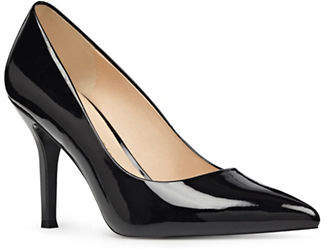 Nine West Monochrome Leather Pumps