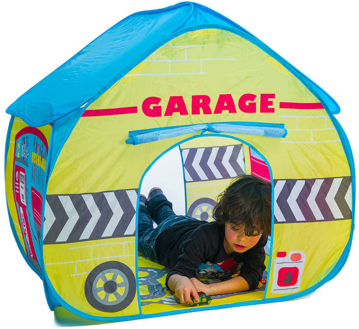 Little Ella James Garage Pop Up Tent With Floorprint