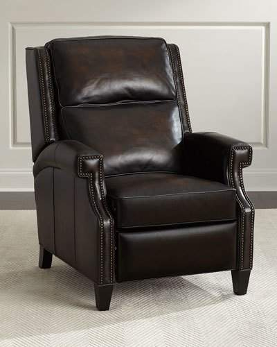Bernhardt Bernhardt Hastings Leather Recliner