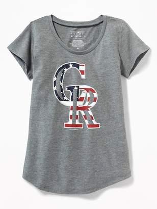 Old Navy MLB® Americana Team Tee for Girls