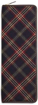 Brooks Brothers Signature Tartan Tie Case