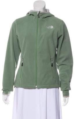 The North Face Fleece Zip-Up Sweater
