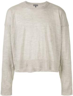 Lanvin cropped sweater
