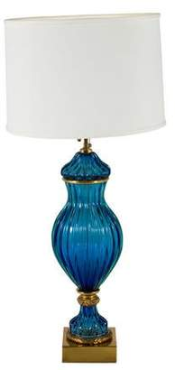 Murano Marbro Lamp Co. Glass Lamp