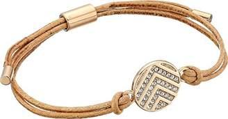 Fossil Chevron Glitz Bangle Bracelet