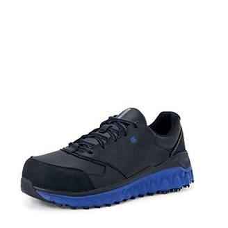 Shoes for Crews Men's Bridgetown-Aluminum Toe Industrial Shoe