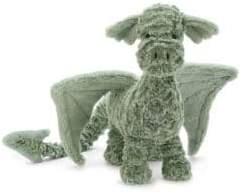 Jellycat Drake Dragon Plush Toy