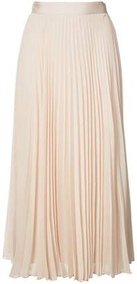 Alice + Olivia Alice+Olivia midi pleated skirt