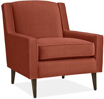 Cole Chair & Ottoman