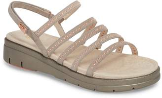 Jambu Elegance Studded Strappy Sandal