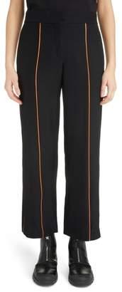 Loewe Leather Piping Pants