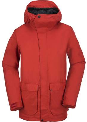 Volcom Utilitarian Hooded Jacket - Men's