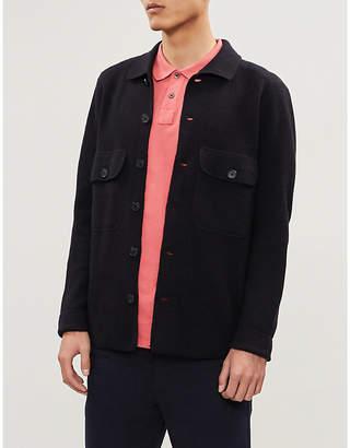 Paul Smith Zebra-embroidered cotton polo shirt