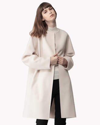 Theory (セオリー) - 【Theory】New Divide Luxe Rounded Coat DF