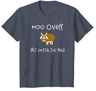 Funny Cow T-Shirt - Perfect for Cow and Animal Lovers