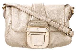 MICHAEL Michael Kors Metallic Leather Bag