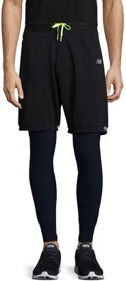 New Balance Men's Solid Sweat Shorts
