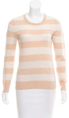 Equipment Cashmere Striped Sweater