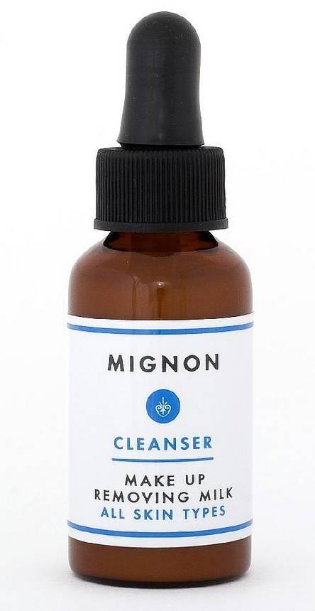 Mignon Travel Make Up Removing Milk