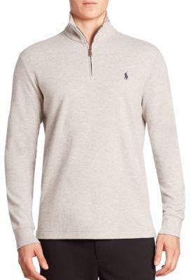 Polo Ralph LaurenPolo Ralph Lauren Half-Zip Pullover