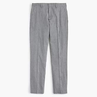 J.Crew Ludlow unstructured suit pant in stretch cotton