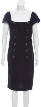 Diane von Furstenberg Wool Marlize Dress