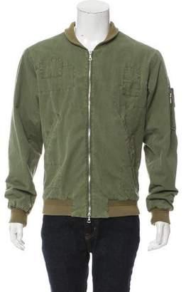 John Elliott + Co Flight Bomber Jacket w/ Tags