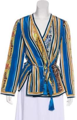 Etro Silk Paisley Tunic