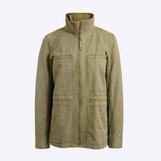 J.Crew Factory Cotton pocket jacket