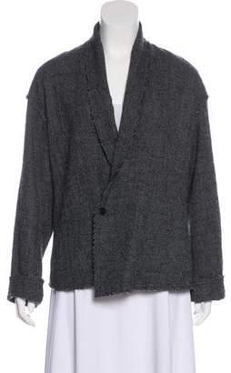 Pas De Calais Wool Knit Jacket