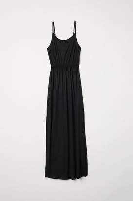 H&M Long Dress - Black