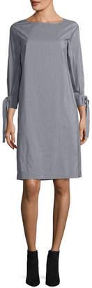 Lafayette 148 New York Paige Millennial Stripe Shift Dress
