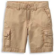 Ralph Lauren Little Boy's& Boy's Chino Gellar Cargo Shorts