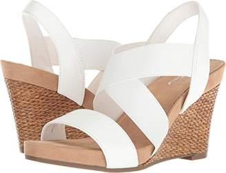 Aerosoles A2 Women's Lotus Plush Wedge Sandal